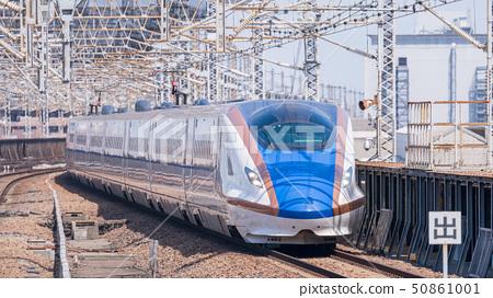 北陸新幹線車輛 50861001
