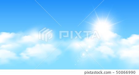 Sky cloud landscape background 50866990