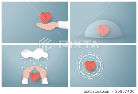 Vector illustration in concept of health. 50867400