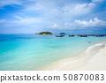 Tropical beach in Koh Lipe, Thailand 50870083