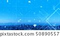 Night Graphic 50890557