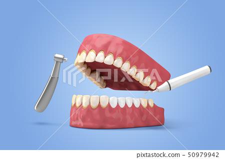 3D teeth 003 50979942