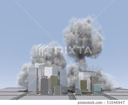 空襲恐怖主義爆炸 51046947