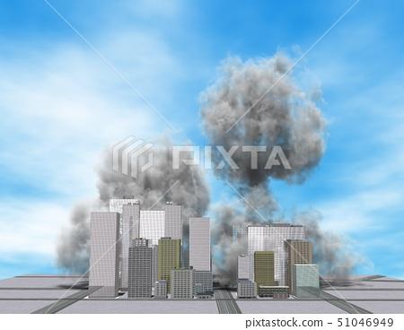 空襲恐怖主義爆炸 51046949