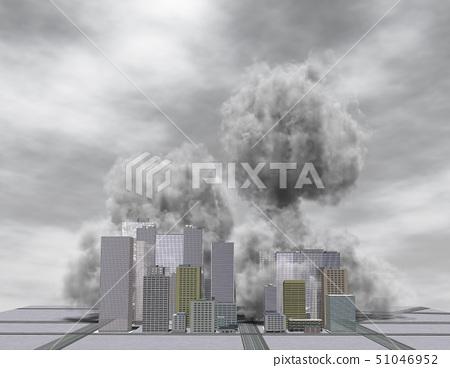 空襲恐怖主義爆炸 51046952