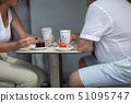 카페, 케이크, 구내식당 51095747