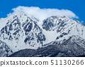白馬山脈雪場面 51130266