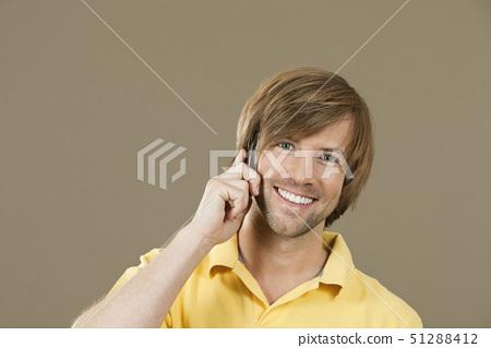 대화,무선통신,핸드폰 51288412
