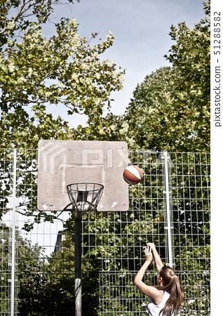 농구대,공,농구 51288582