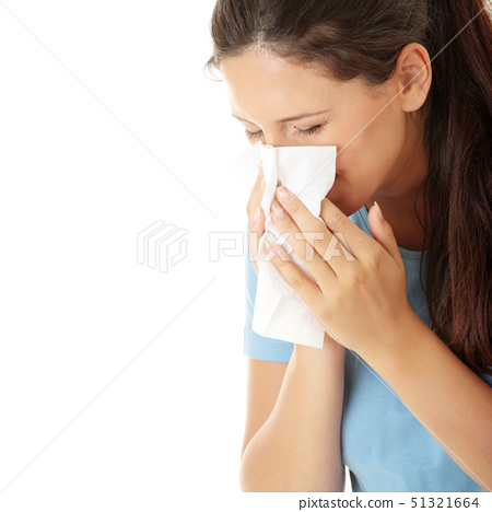 환자,독감,치료 51321664