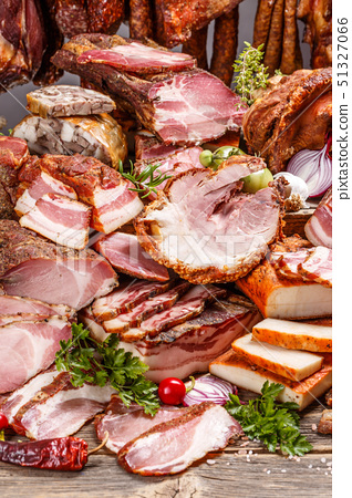 Pork meat products 51327066