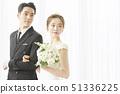 커플 결혼 51336225