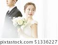 커플 결혼 51336227