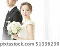 커플 결혼 51336230
