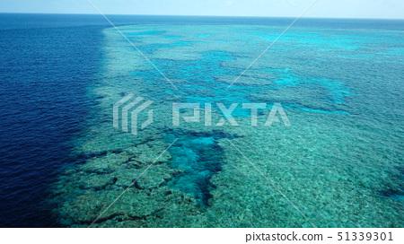 鳥瞰大堡礁 51339301