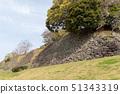 Ishigaki of Nagoya Castle 51343319