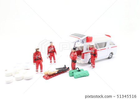 the mini of First Aid Team figure 51345516
