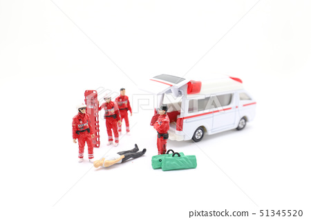 the mini of First Aid Team figure 51345520