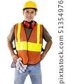 Construction Worker 51354976