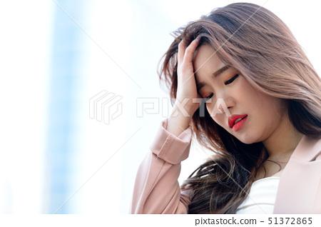 대한민국 여성의 표정, 라이프 스타일, 공원에서의 휴식 51372865