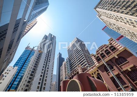 香港景觀 51385959