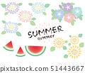 여름 아이템 아이콘 51443667