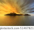 CG日落和海洋變化2-16 51467821