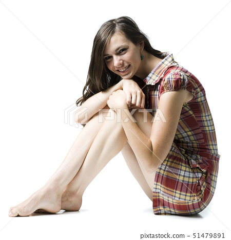 woman with smooth legs 51479891