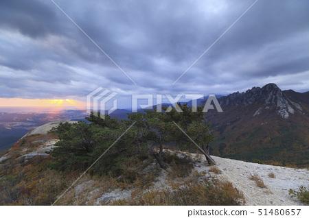 울산바위,설악산,고성군,강원도 51480657