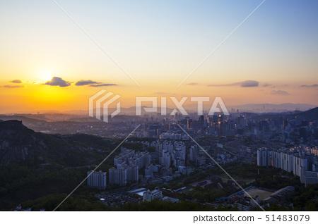 서대문형무소(사적324호),서대문독립공원,안산,서대문구,서울 51483079