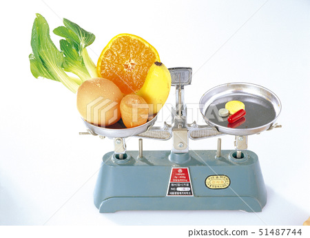 과일,약,저울 51487744