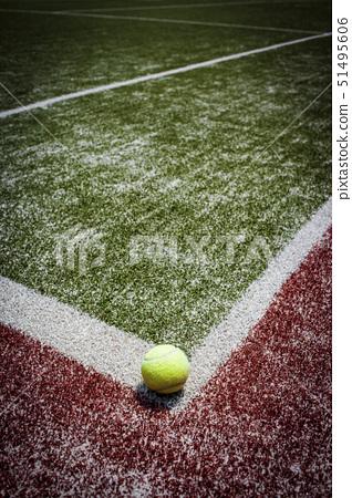 테니스공 51495606