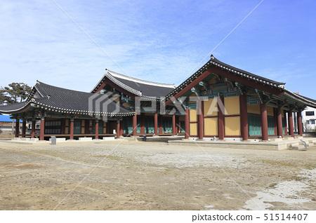 강릉대도호부관아(사적388호),강릉시,강원도 51514407