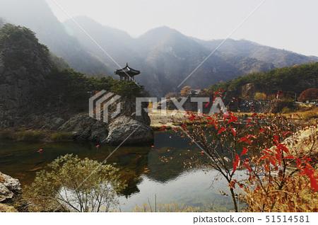 월류봉,한천팔경,초강천,영동군,충북 51514581