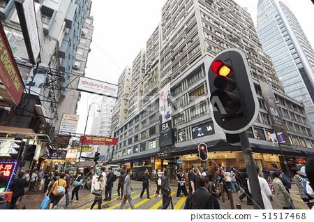 몽콕,홍콩,중국 51517468