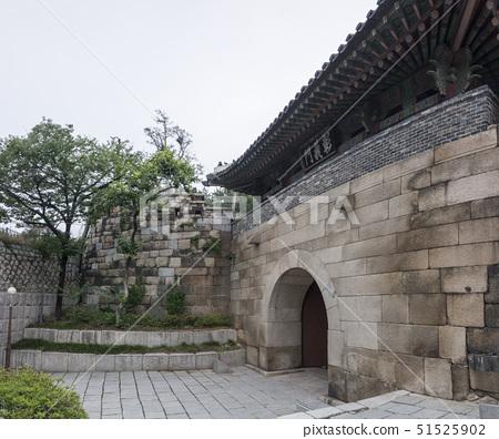 서울창의문(보물1881호),종로구,서울 51525902