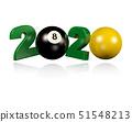 Billiard 2020 Design 51548213