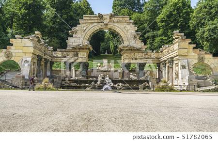 정원,분수,쇤브룬궁,비엔나,오스트리아 51782065