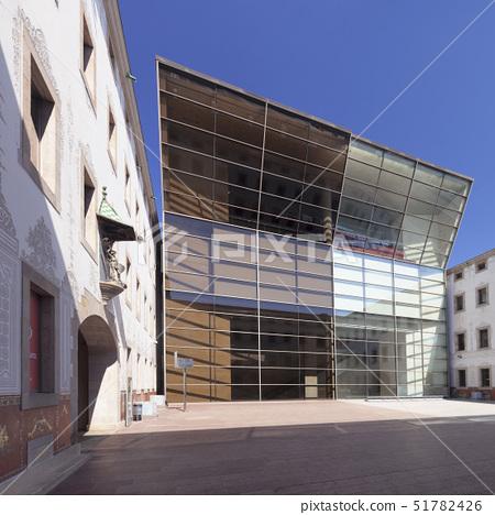 Center of Arts, Centre de Cultura Contemporania de Barcelona, CCCB, El Raval, Barcelona, Catalonia, 51782426
