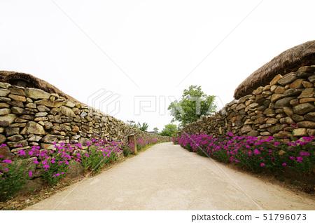 외암민속마을,아산시,충남 51796073