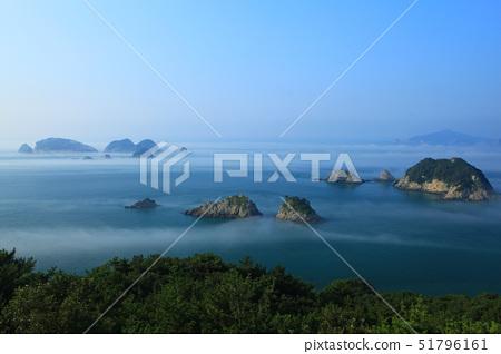 해무,대소병대도,한려해상국립공원,거제시,경남 51796161