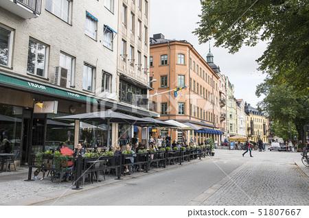 Center of Uppsala, Uppsala, Sweden, Scandinavia, Europe 51807667
