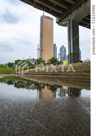 63빌딩,원효대교,한강시민공원,영등포구,서울 51810480