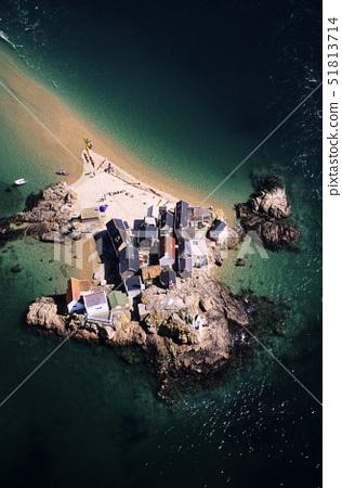 UK,Channel,Jersey,the Ecrehous 51813714