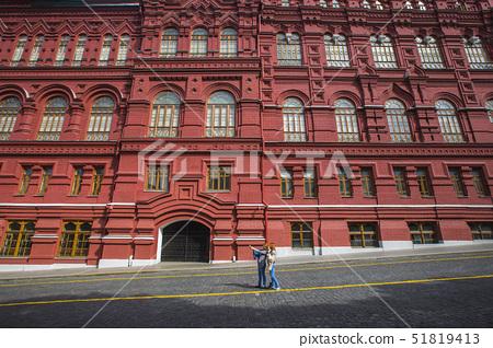 모스크바,러시아 51819413