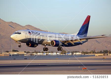 USA,Nevada,Las Vegas,international airport 51820853