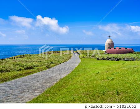 성당,교회,산책로,마라도,서귀포시,제주도 51821652