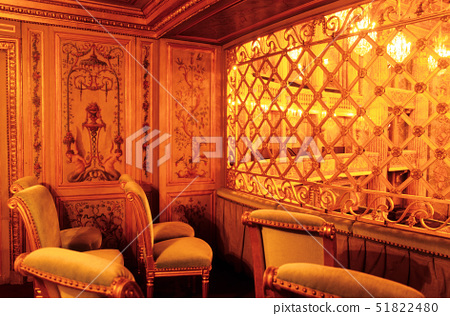 France,Chateau de Versailles,opera house,King's loge 51822480