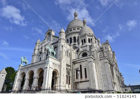 샤크레퀘르성당,몽마르뜨르,파리,프랑스 51824145