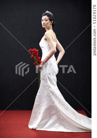 결혼,드레스,웨딩드레스 51829178